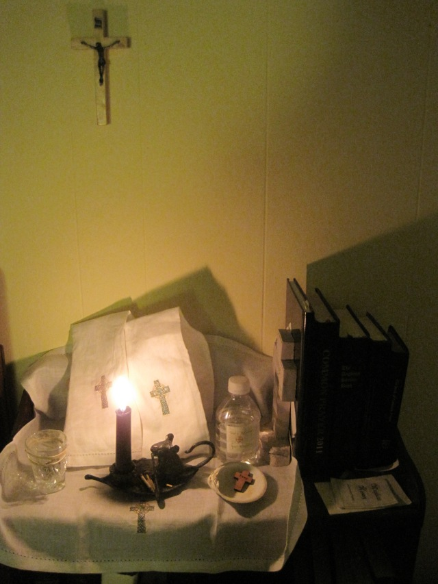 Altar of Repose