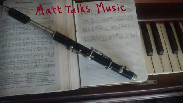 matt talks music title